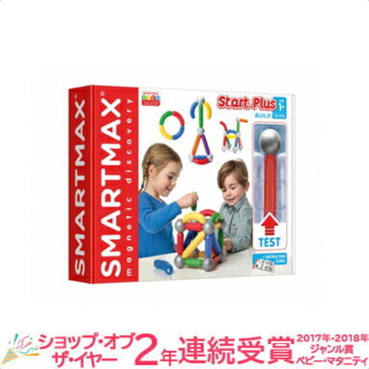 SMART MAX (スマートマックス) 「ビルド スタータープラス 30ピース 」