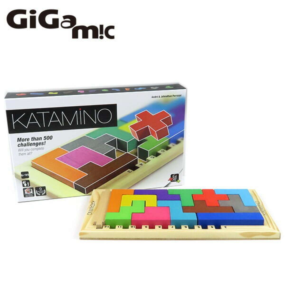 Gigamic(ギガミック)「 KATAMINO(カタミノ)」