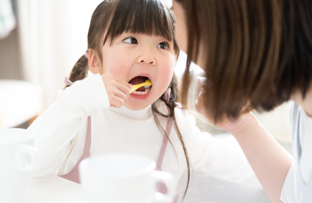 歯並び 赤ちゃん