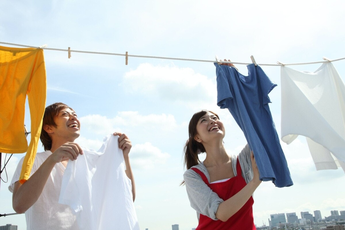 家事 日本 男性
