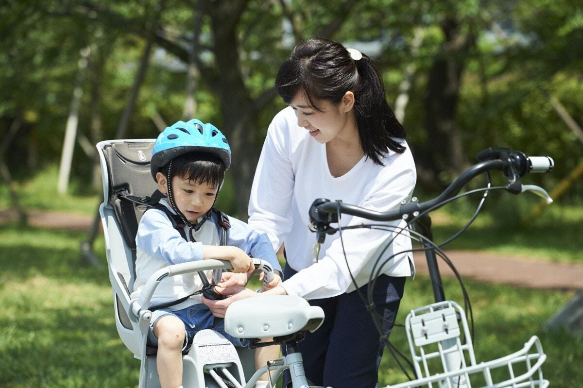 自転車 女性 日本