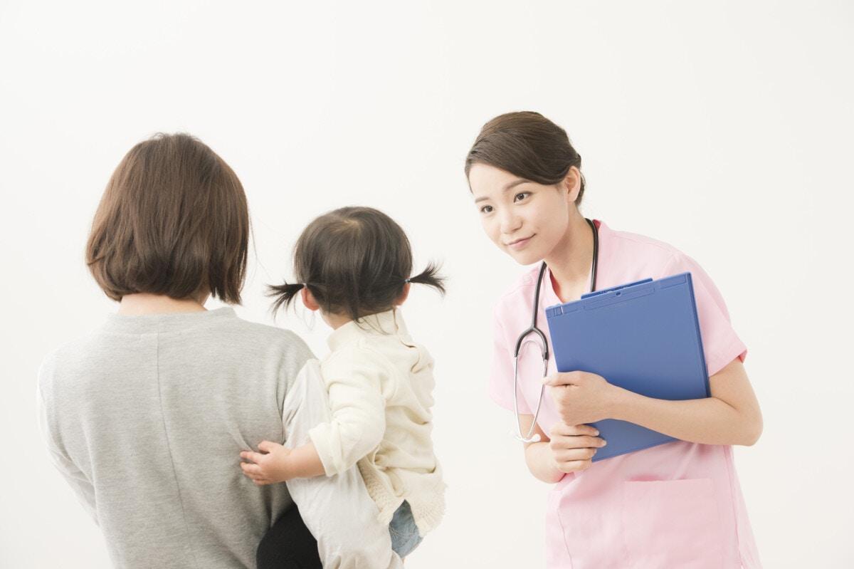 1歳 保健師
