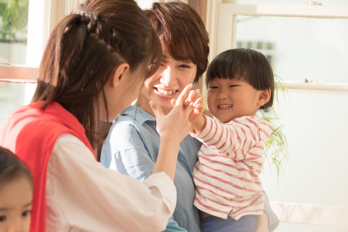 幼児 手遊び