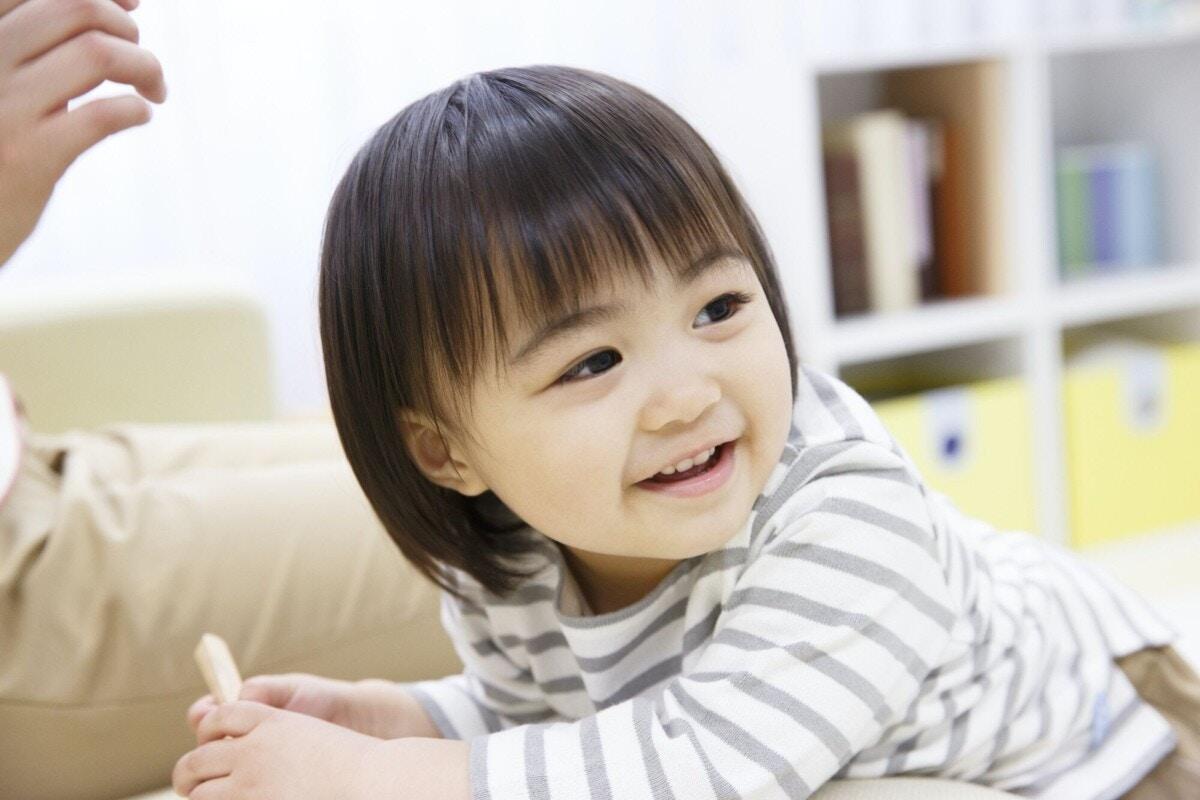 2歳 室内遊び