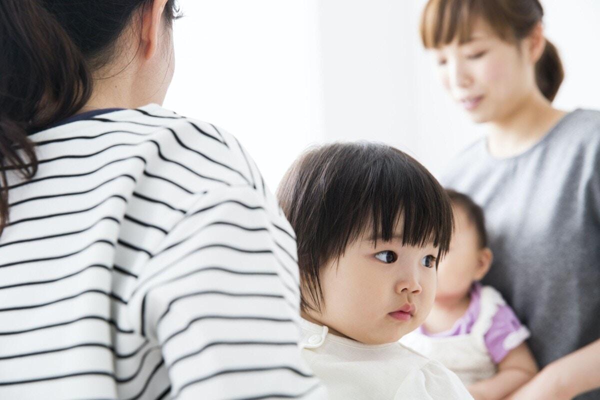 ママ友 日本