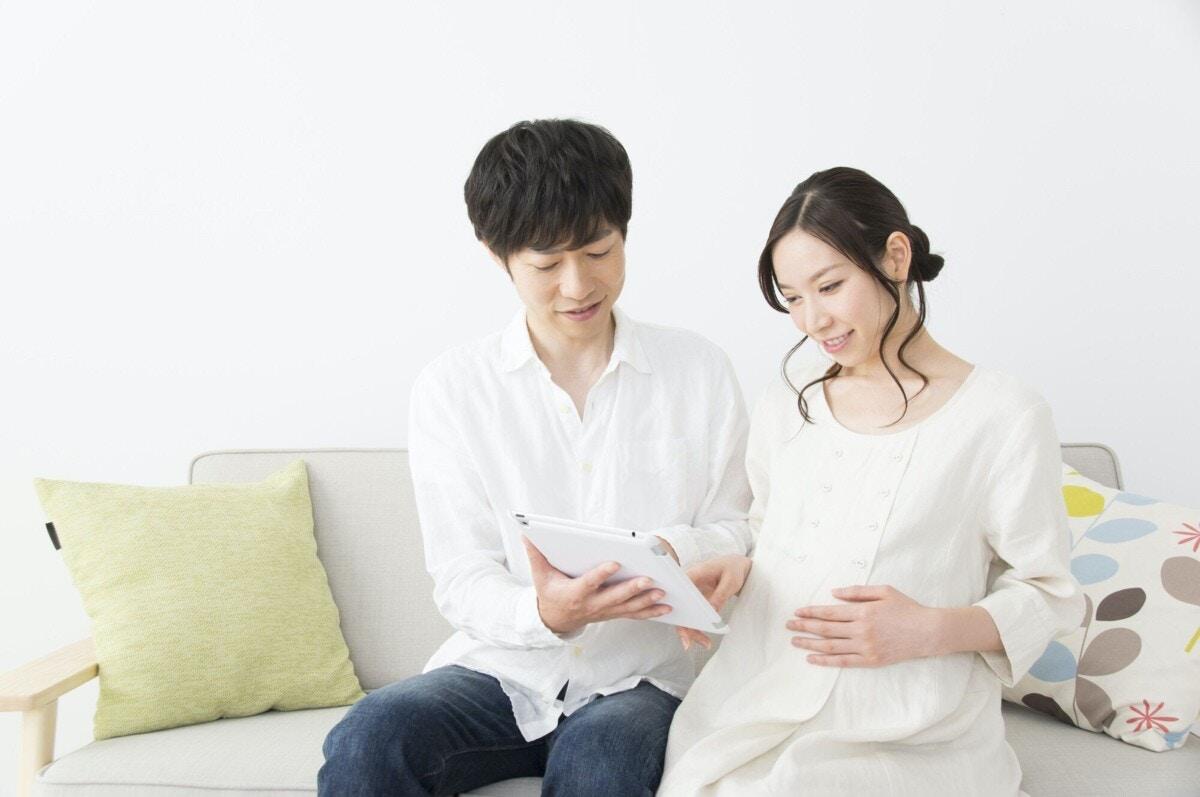 夫婦 妊娠