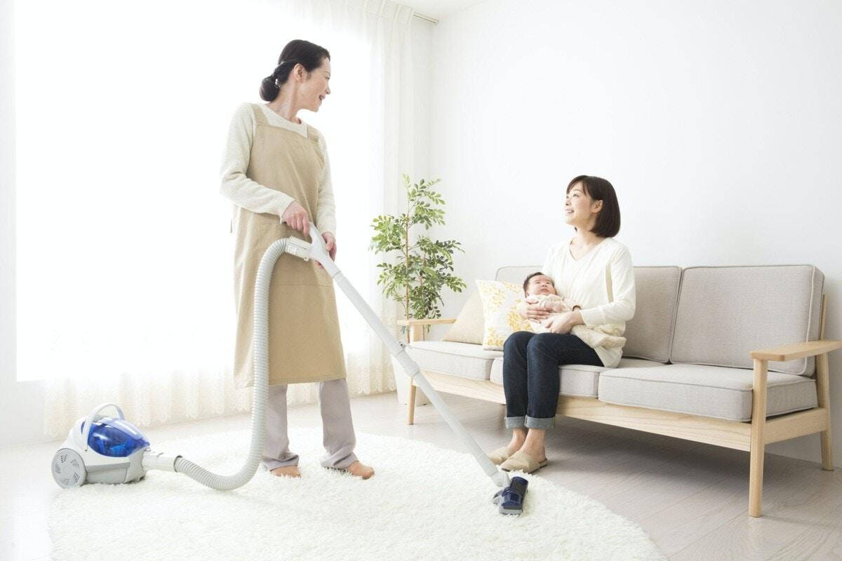 掃除 日本