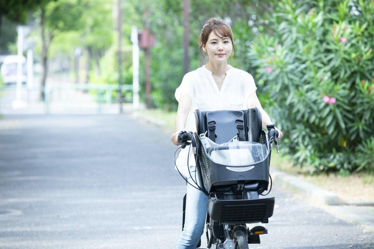 電動自転車 ママ