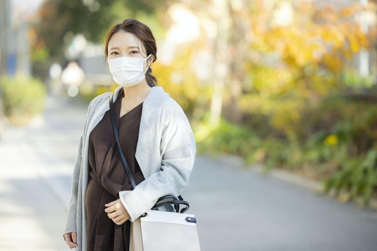 妊婦 マスク