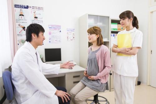 産婦人科での検診