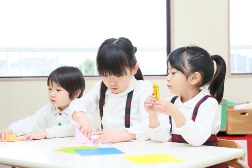 幼稚園の子供