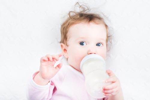 生後6ヶ月のミルク