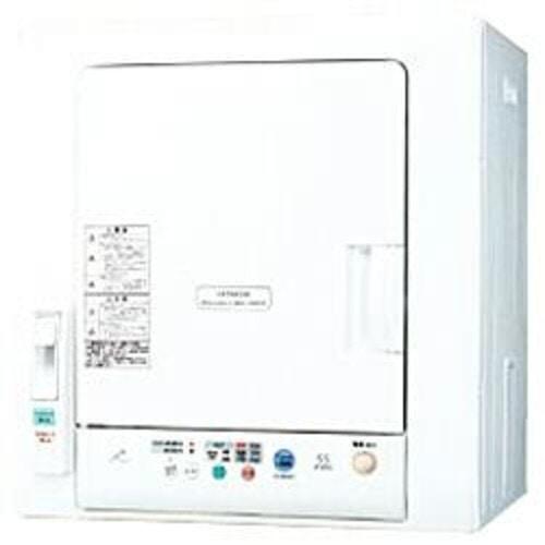 日立 DE-N45FX-W(ピュアホワイト) 衣類乾燥機 4.5kg あとは着るだけ