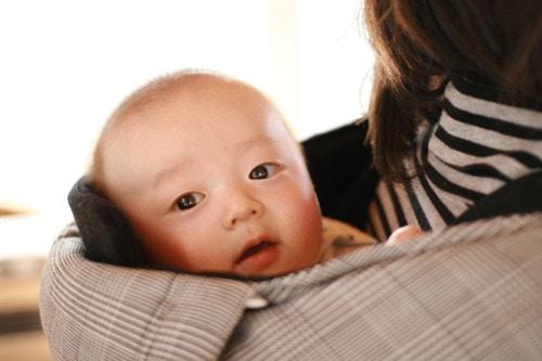 赤ちゃん おんぶ紐