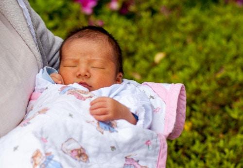 新生児 退院