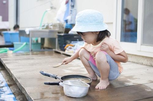 保育園 乳幼児