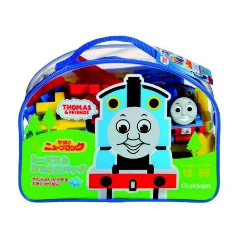 きかんしゃトーマス ニューブロックとおでかけバッグ