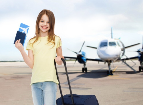 子供の海外旅行