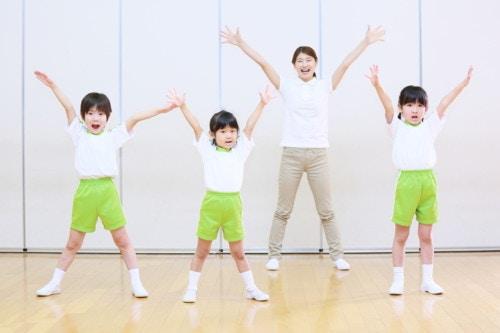 幼稚園 運動