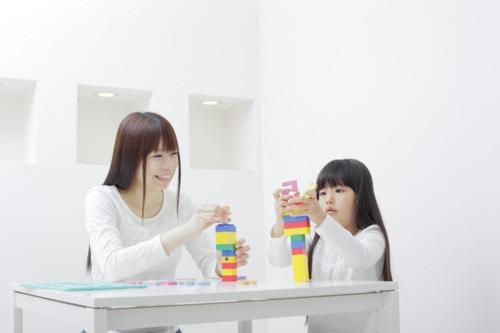 ブロック遊び 日本人