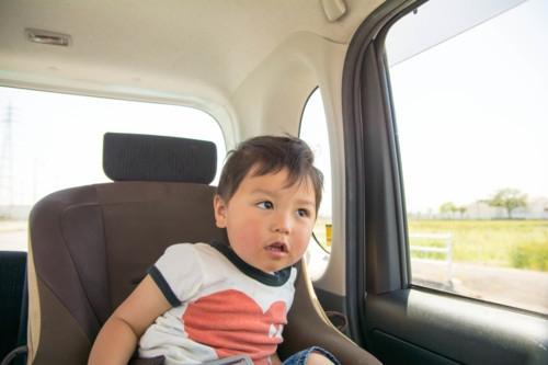 子供 ドライブ