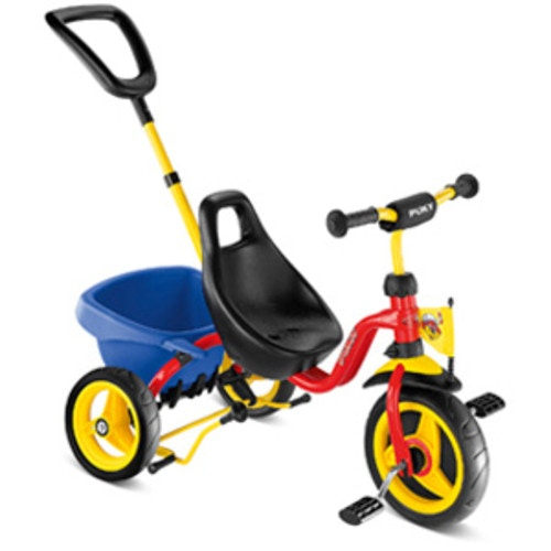 プッキー社(PUKY)三輪車