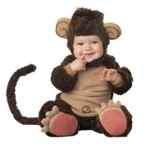 猿の着ぐるみ