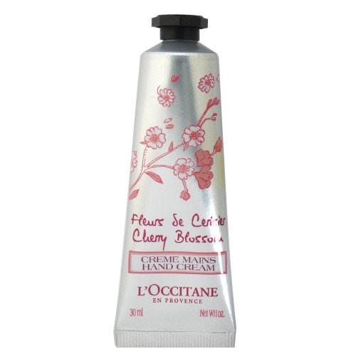 L'OCCITANEチェリーブロッサムソフトハンドクリーム