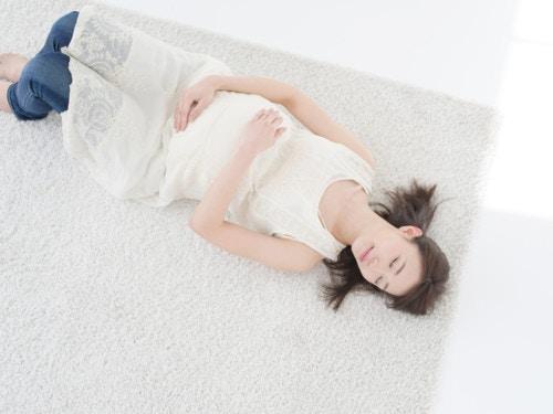 寝方 影響 妊娠初期