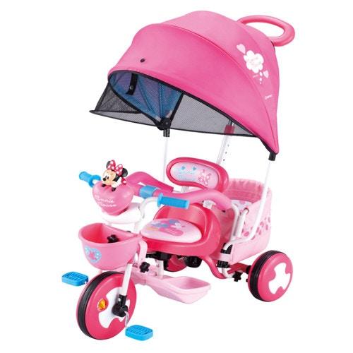 三輪車 ミニーマウス