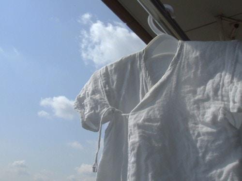 ベビー服 洗濯