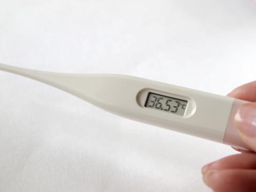 2.なるべく毎日同じ条件で基礎体温を測定する