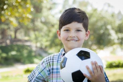 サッカー 子供