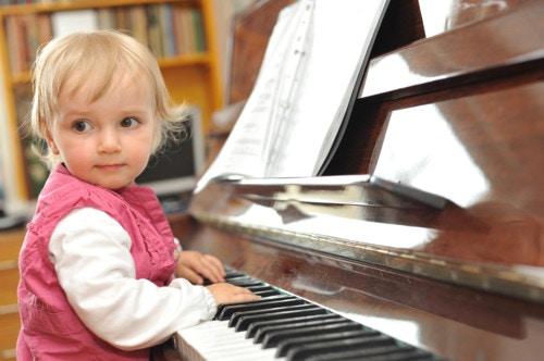 ピアノ 子供
