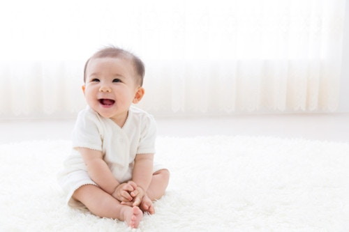 女の子 赤ちゃん