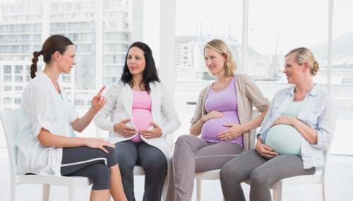 妊婦グループ
