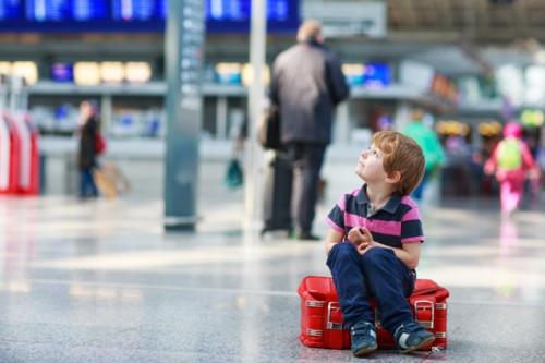 空港 荷物
