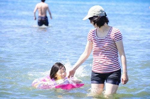 b1393cc846b 初めての水着はこれ!赤ちゃんの水遊びデビューにおすすめのベビー水着6 ...