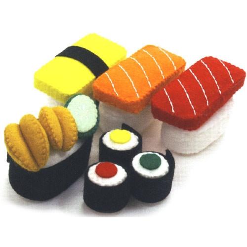 お寿司のおままごとキット