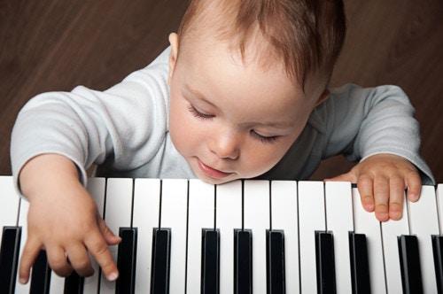 赤ちゃん 楽器