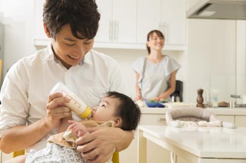 混合育児 ミルクの量 2ヶ月