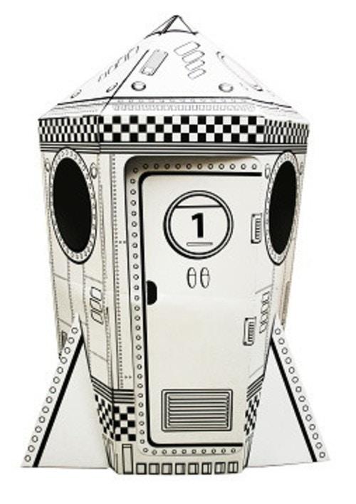 ペーパーファニチャー ロケット TY-0152 友愛玩具 [おもちゃ]【02P01Oct16】