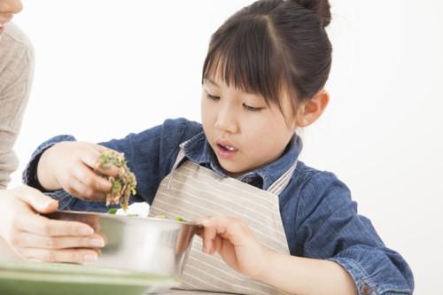 子供 料理