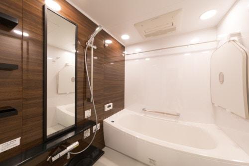 お風呂、脱衣所