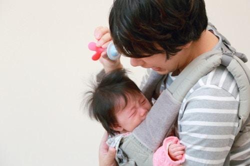 赤ちゃん 泣き止まない