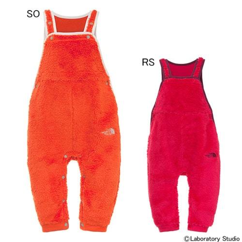 ザ・ノース・フェイス (THE NORTH FACE) ベビー フリース ビブ(Baby Fleece Bib) NAB71505 [分類:アウトドアウェア アウトドアウェア (ベビー)] 送料無料【05P01Oct16】【P01Oct16】