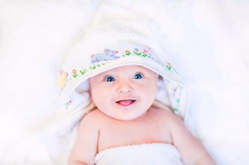 赤ちゃん かわいい