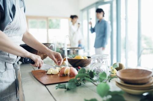キッチン リビング