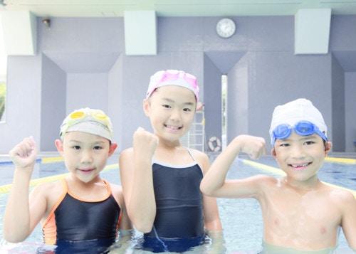 水泳 子供