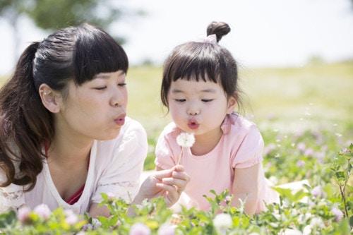 女の子 日本人